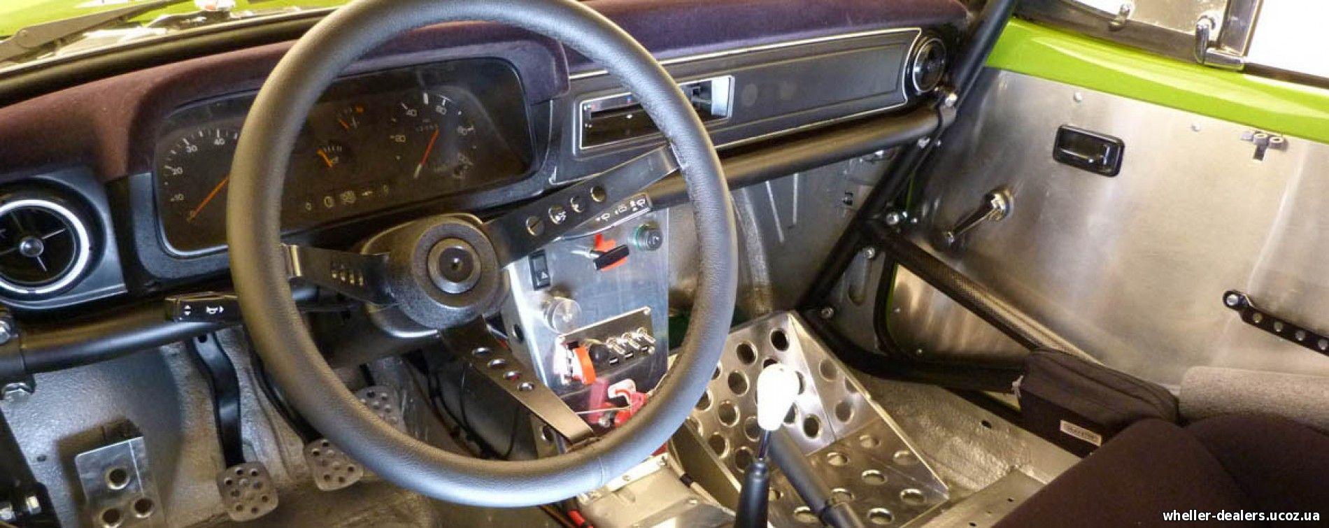 махинаторы форд эскорт #4